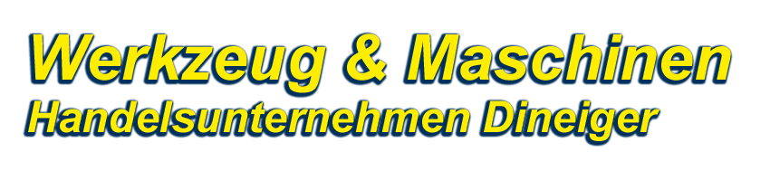 Bernardo Maschinen Shop-Logo